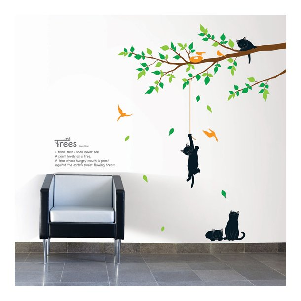 Et personligt touch med wallstickers