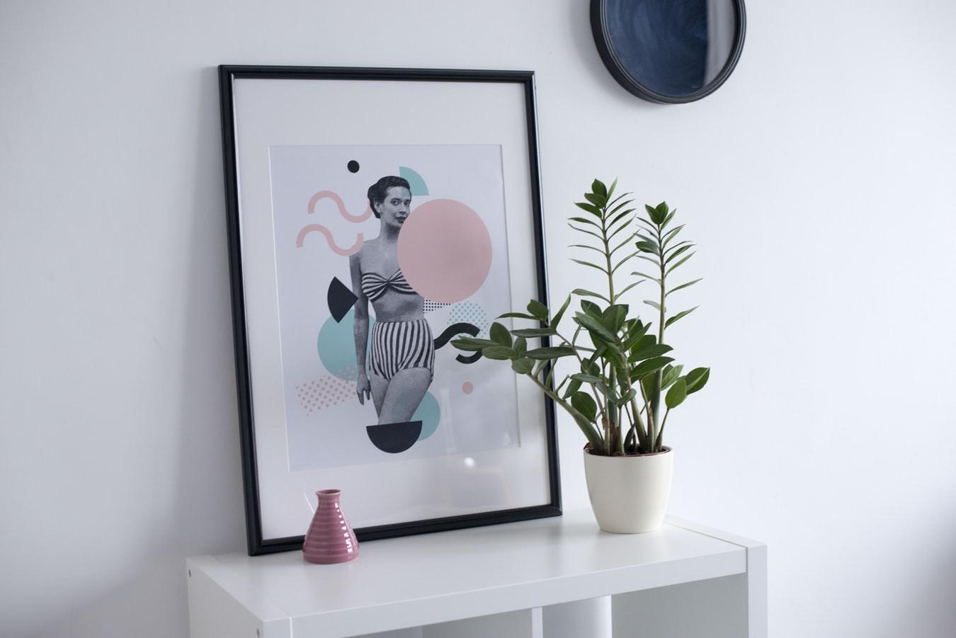 Indret dit hjem med plakater