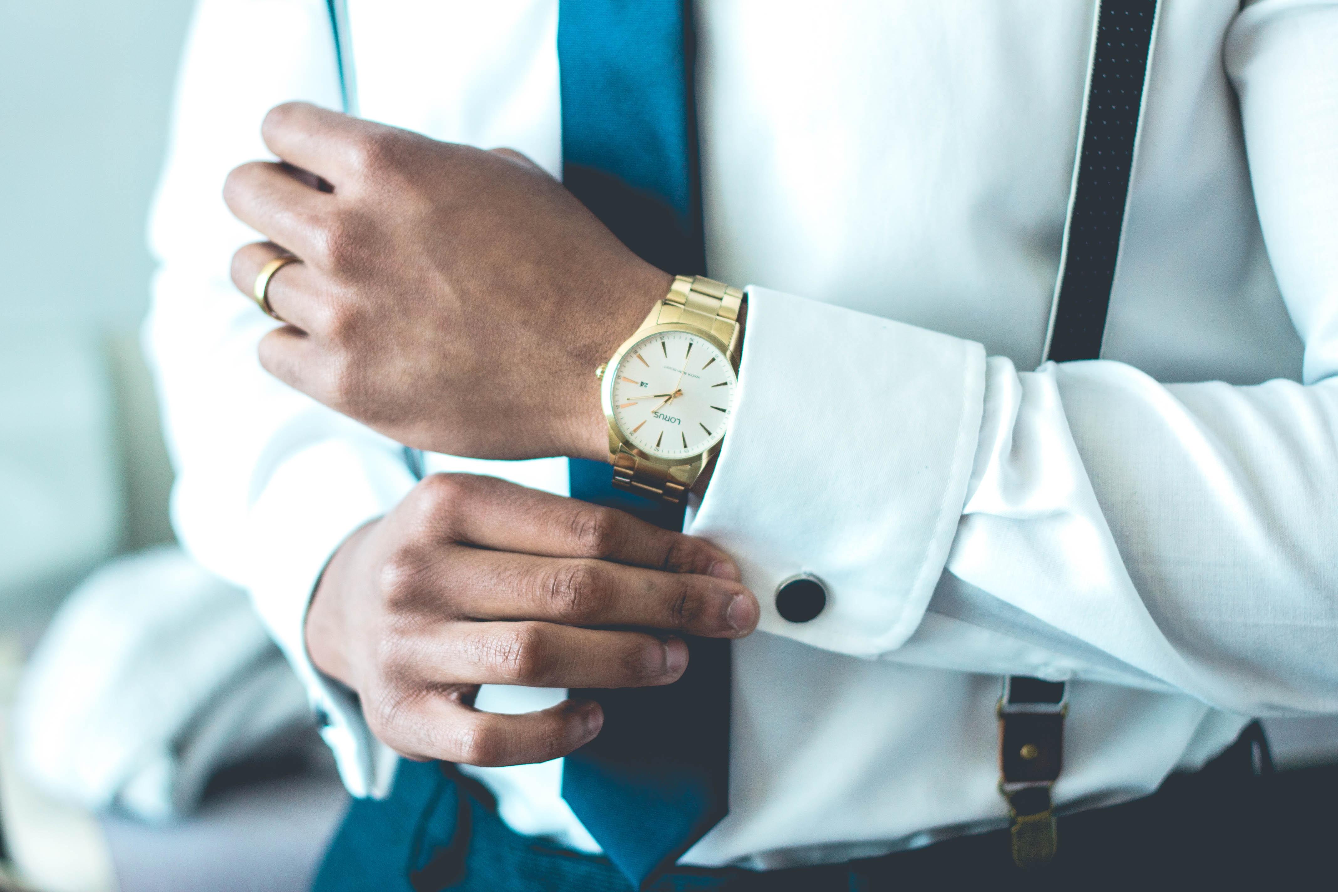 Armbåndsure, der matcher dit outfit