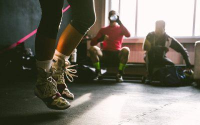 Bliv klar igen med træningselastikker