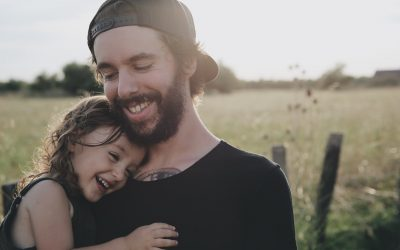 Glæd din eller dit barns far med en personlig plakat