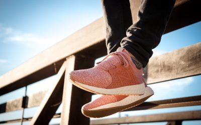 Glæd dig selv med at par fede sneakers fra New Balance